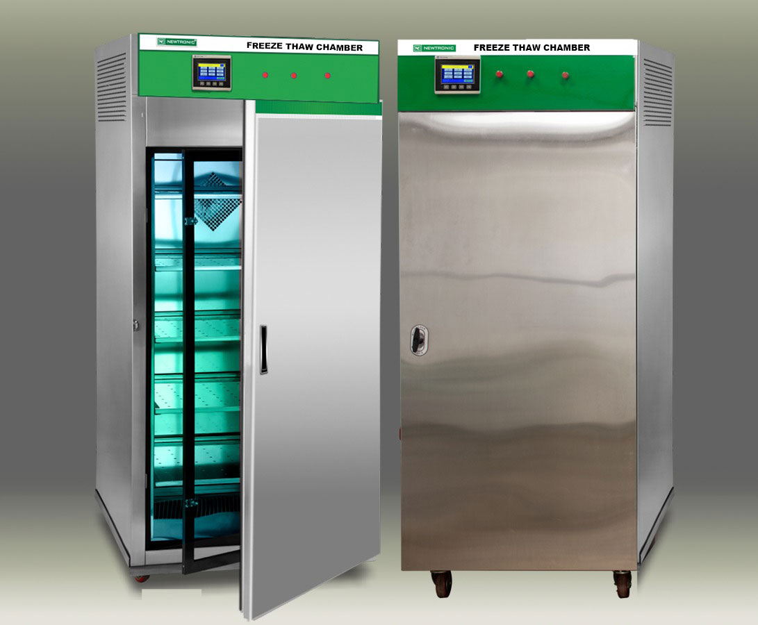 Freeze thaw Chambers, Freeze Thaw Chambers manufacturers, Exporter, Mumbai,  India|Newtronic lifecare Equipments